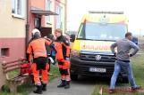 Wybuch gazu w Kruchowie niedaleko Gniezna - 5 osób zostało rannych. Trwa akcja ratownicza [ZDJĘCIA]
