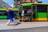 MPK Poznań: Pasażerowie nie chcieli wyjść z tramwaju. Wstrzymano ruch na moście Teatralnym i wezwano policję