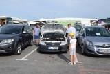 Giełda samochodowa w Białymstoku. Sprawdź, co było do kupienia przy Andersa (zdjęcia)