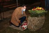 Dzień Pamięci Żołnierzy Wyklętych w Sokółce. Była msza, przemarsz, Apel Pamięci i znicze pod katownią UB