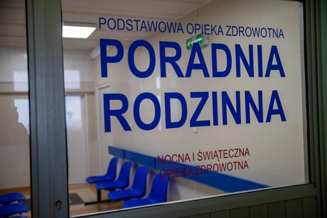 Poradnia rodzinna w Uniwersyteckim Szpitalu Klinicznym w Białymstoku.