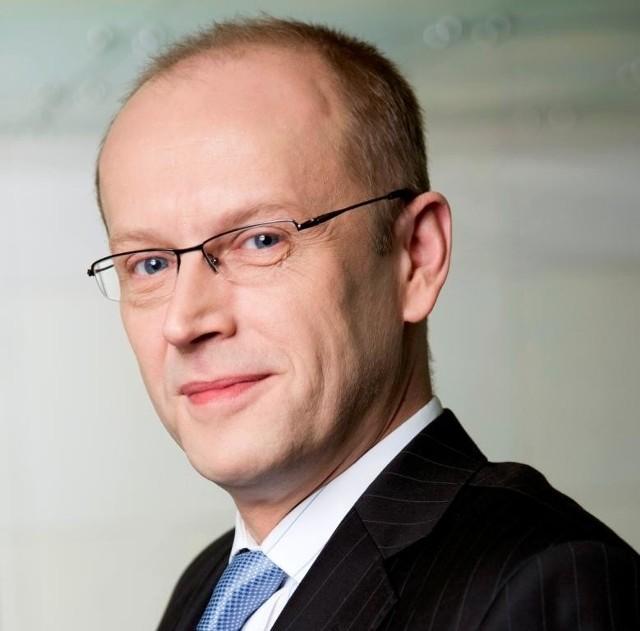 Prezes grupy Aviva w Polsce, Maciej Jankowski