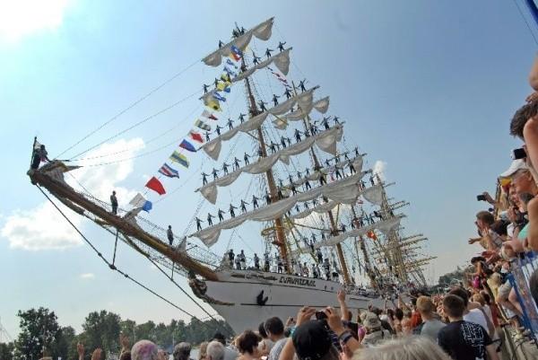 The Tall Ships Races w Szczecinie. Noclegi jeszcze sąNoclegi na Tall Ships Races w Szczecinie. Wciąż są miejsca w kwaterach prywatnych