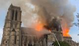 Pożar Notre Dame. Standardowa polisa pożarowa nie obejmuje prac remontowych i budowalnych.