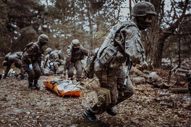 Kurs Combat Lifesaver – Ratownika pola walki, listopad 2020