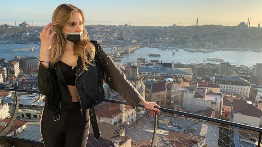 Wiola Gaida - modelka, piosenkarka i wolontariuszka z Olesna