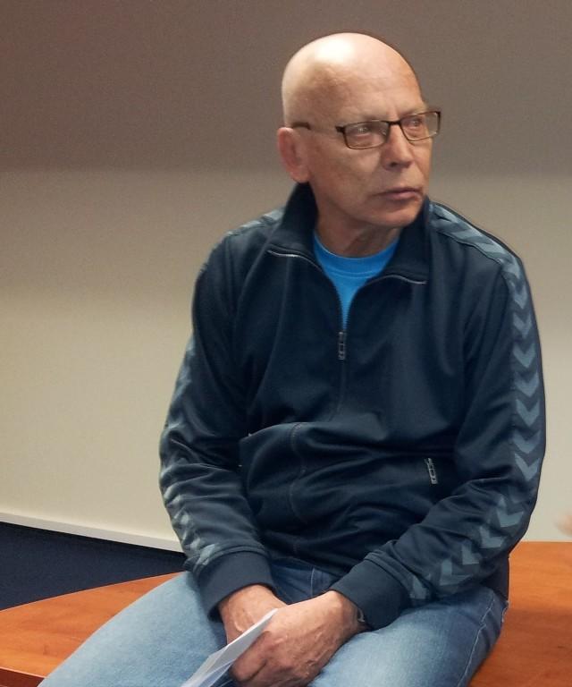 Edward Jankowski, nowy trener koszalińskich szczypiornistek. Jego zadaniem ma być awans do najlepszej czwórki PGNiG Superligi kobiet.