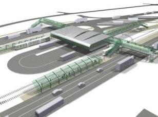 Budowa szybkiego tramwaju podzielona ma być na dwa etapy. Pierwszy - do ulicy Turkusowej może być gotowy już w 2006 roku. Tak wygląda wizja tej inwestycji.