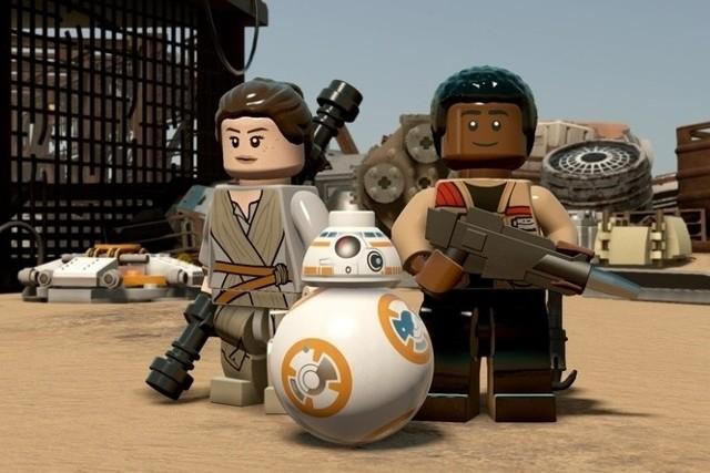Lego Star Wars: Przebudzenie MocyLego Star Wars: Przebudzenie Mocy