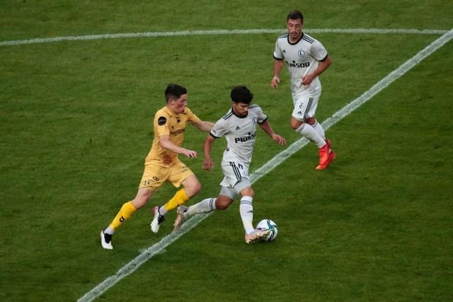 Legia Warszawa nie miała większych problemów w I rundzie eliminacji Ligi Mistrzów.