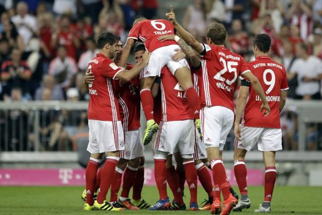 Bayern na inaugurację rozstrzelał Werder, a Robert Lewandowski popisał się hat-trickiem