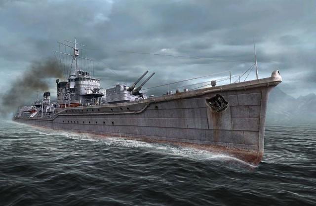 World of WarshipsWorld of Warships: Jak wygląda wojna na morzu