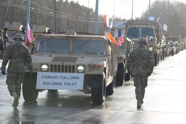 W ramach ćwiczeń Defender-Europe 20 do Europy ma zostać przetransportowanych 20 tysięcy żołnierzy z USA i tyle samo jednostek sprzętu.