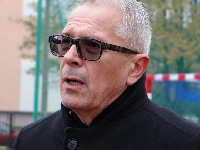 Prezydent Zduńskiej Woli Piotr Niedźwiecki