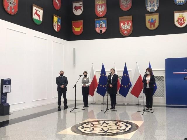 W Wielkopolsce wykorzystano środki z tarczy finansowej w wysokości 523 milionów złotych, z czego 144 miliony trafiły do Poznania.
