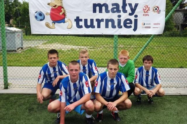 W grupie A najlepsza okazała się drużyna reprezentująca Miasto Rzeszów.