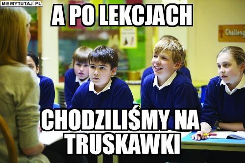 Nauczyciele pójdą w truskawki? Zobacz memy, które podbiły...