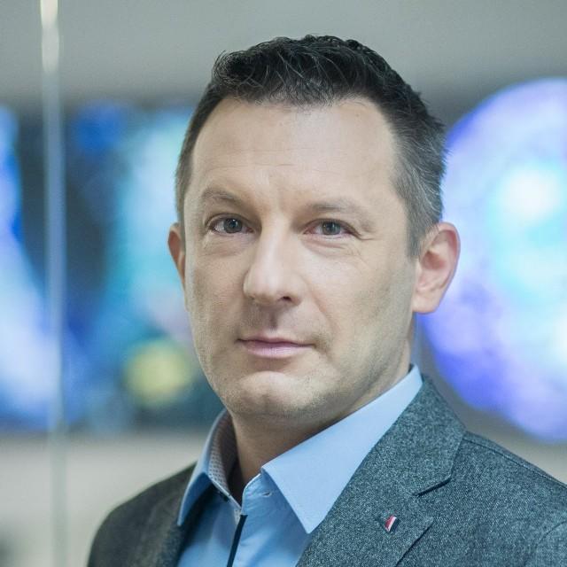 Adam Widomski jest dyrektorem polskiego Eurosportu.