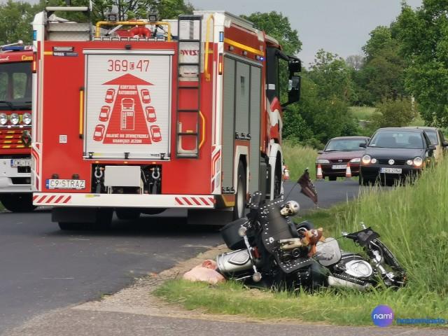 Tragiczny wypadek w gminie Brześć Kujawski