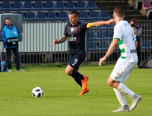 Adam Frączczak to kolejny piłkarz z ekstraklasy u boku Sławomira Peszki w Wieczystej?
