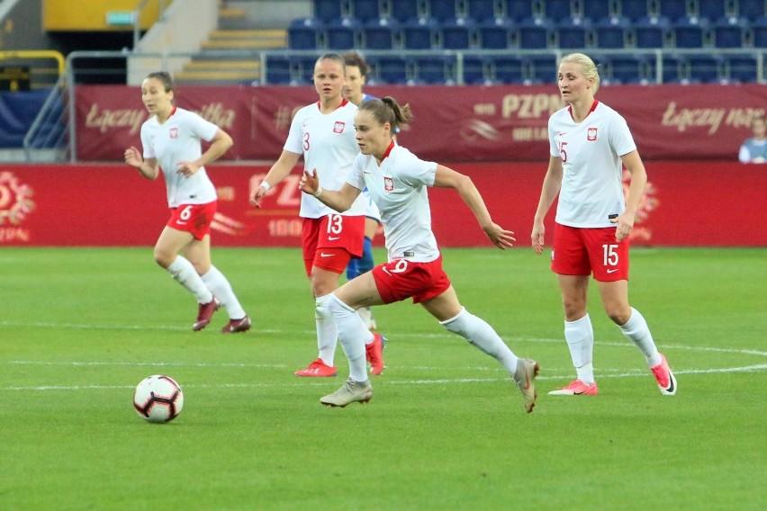 Reprezentacja Polski kobiet po raz pierwszy w 39-letniej historii zagra w Warszawie.