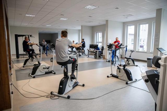 Rehabilitacja pocovidowa w Holmed Szpitalu Uzdrowiskowym w Supraślu.