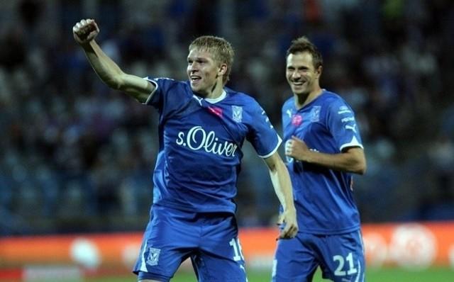Wszystkie trzy bramki w Turynie strzelił Artjoms Rudnevs.