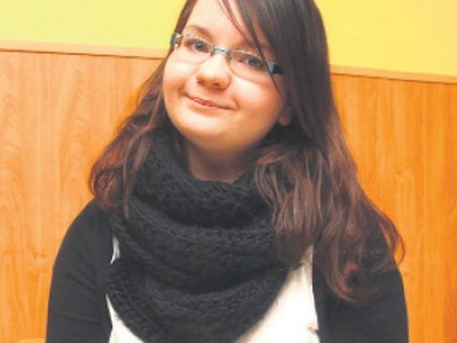 Zuzanna Trafna jest laureatką konkursu Instytutu Obywatelskiego.