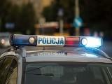 Wypadek w Końskich. Pijany kierowca wjechał w poprzedzające go auto