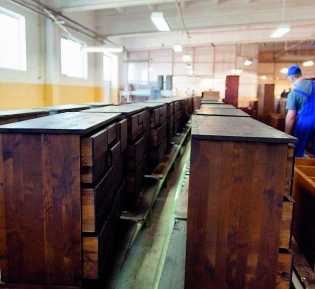 Meble powstające w ADB Furniture trafią przede wszystkim do Wielkiej Brytanii