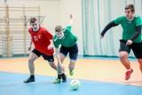 Sport szkolny. Ależ pogromy! 18:0, 12:0, 9:0 w finałach wojewódzkiej licealiady w futsalu (galeria)