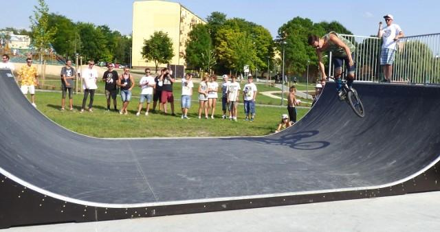Sobotnie zawody Hardkor Jam odbędą się w buskim skateparku.