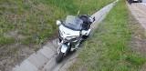 Śmiertelny wypadek motocyklisty w Baldramie pod Kwidzynem 2.06.2019. Nie żyje 60-letni mężczyzna