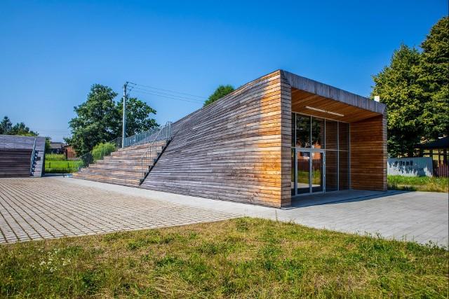 Centrum Aktywności Lokalnej w Rybniku - Kłokocinie robi furorę w świecie architekturyZobacz kolejne zdjęcia. Przesuwaj zdjęcia w prawo - naciśnij strzałkę lub przycisk NASTĘPNE