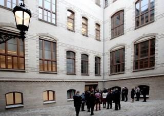 Od stycznia 2015 roku wiele z odnowionych przestrzeni będzie na stałe dostępnych nie tylko dla wykładowców i studentów Akademii Sztuki, ale także dla mieszkańców Szczecina i turystów.