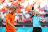 Euro 2020. Po tym zagraniu holenderski obrońca zobaczył czerwoną kartkę! Matthijs de Ligt zepsuł drużynie święto?
