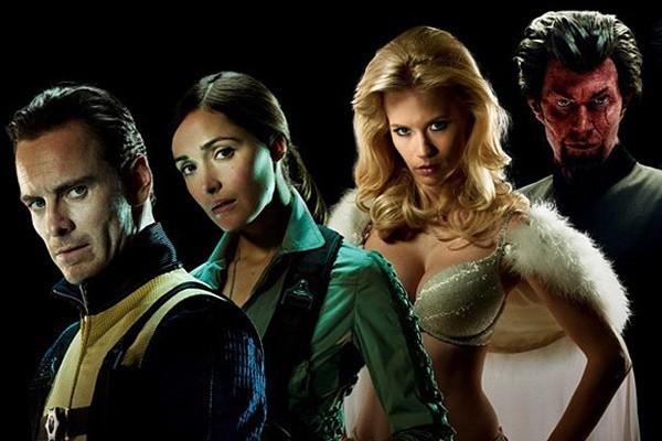 Kadr z filmu: X-Men. Pierwsza klasa.