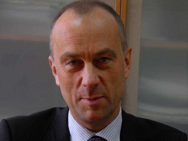 Marcin Jabłoński jest prezesem spółki, która 1 kwietnia przejmie szpital