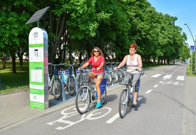 Miasto Białystok uhonorowane za rozwój komunikacji rowerowej i rewitalizację Stawów Marczukowskich