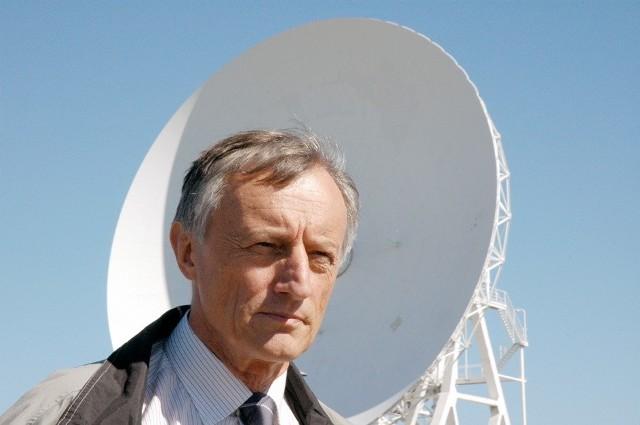 Prof. Andrzej Kus, dyrektor Centrum Astronomii Uniwersytetu Mikołaja Kopernika w Toruniu (na zdjęciu) twierdzi, że teleskop w Borach Tucholskich może się stać wizytówką polskiej nauki
