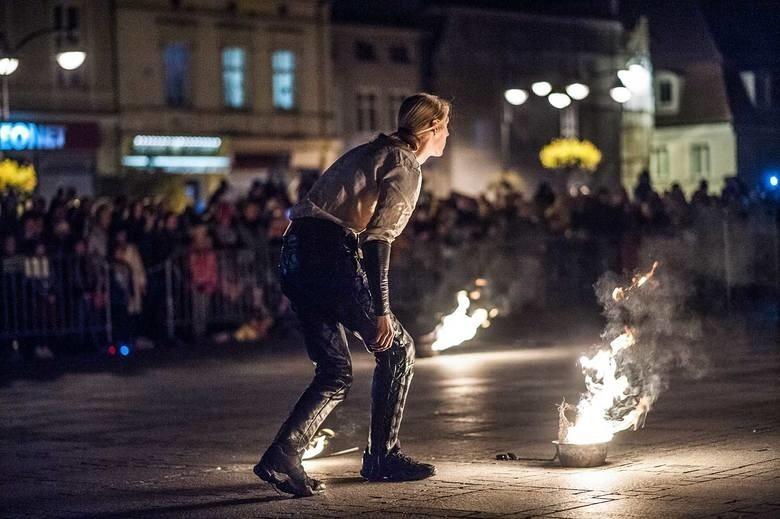W Węgorzewie Koszalińskim będzie można zobaczyć pokaz grupy Fire Show