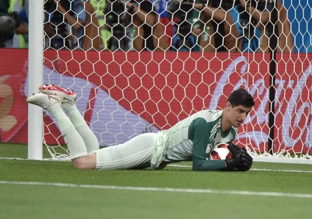 Thibaut Courtois był najlepszym bramkarzem mundialu w Rosji, który Belgia skończyła na trzecim miejscu. Po transferze do Realu mocno obniżył jednak loty