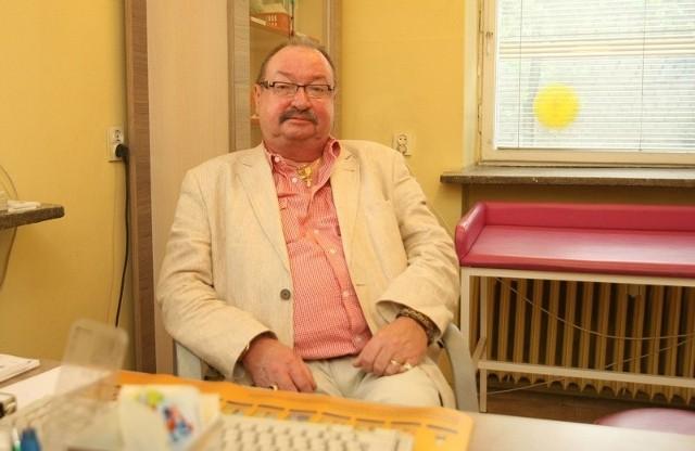– Nie jestem przeciwny e-zwolnieniom, ale system wymaga dopracowania – mówi dr Wiesław Guziak.
