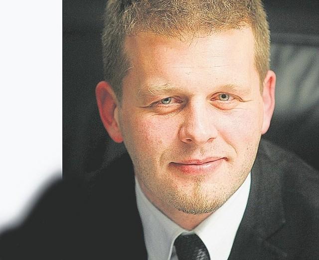 Marek Twaróg, redaktor naczelny