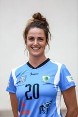 Daria Bąkowska (7R Solna Wieliczka): Nie żałuję, że zostałam w I lidze. Cały czas się rozwijam