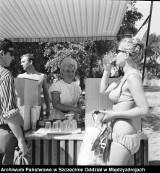 Kąpiele pod Wawelem, napoje z saturatora, wodne igraszki w parku Jordana. Kiedyś to było lato [ZDJĘCIA]