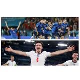 Euro 2020 (11.07.2021). Finał: Włochy - Anglia! Gdzie oglądać? O której mecz?