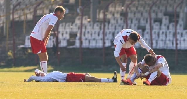 Zawodnicy ŁKS mają prawo być załamani działaniami właścicieli piłkarskiej spółki.