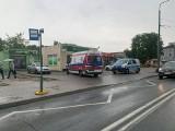 MPK Poznań: Kierowca autobusu potrącił pieszą na pasach. Został ukarany mandatem