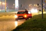 Burze i ulewy we Wrocławiu. Jest ostrzeżenie meteorologiczne